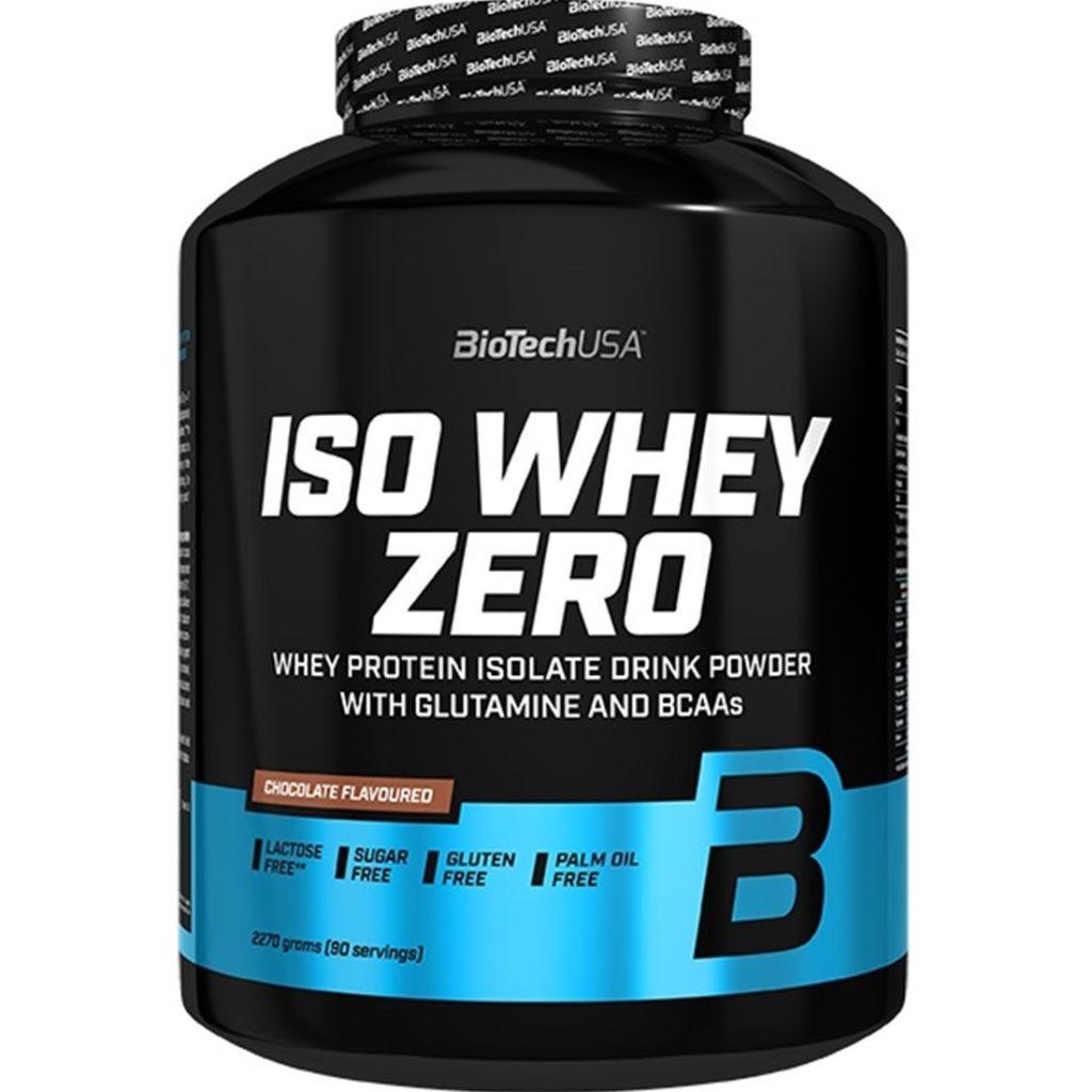białko iso whey zero biotech